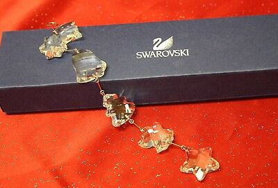Swarovski Crystal 601495 Christmas Window Ornament! IOB! Gorgeous!