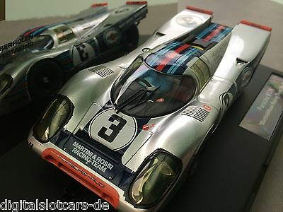 "CARRERA DIGITAL 124 23797 Porsche 917K ""Martini&Rossi Racing Team, No.3"" NEU"