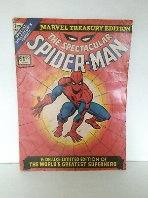 The Spectacular Spider-Man, Marvel Treasury Edition