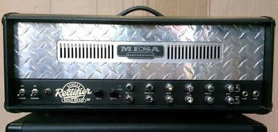 MESA BOOGIE Single Rectifier Solo 50 Head incl. FootSwitch