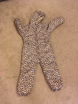 Girls Snowsuit 5-6