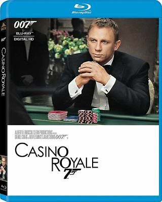 James Bond: Casino Royale - Blu-Ray