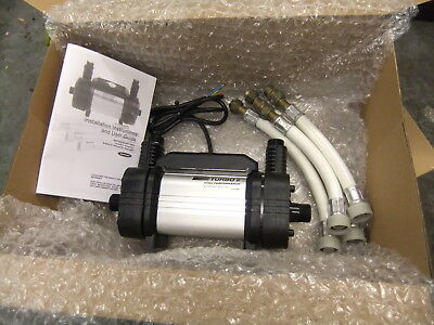 Shower Force Turbo 2 power shower pump 1.5 bar increase x20 (twin in/out)