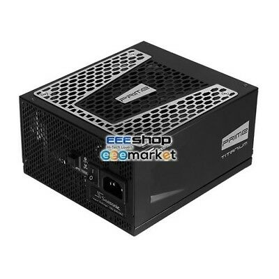 Seasonic SSR-1000TD 1000W ATX Black power supply unit 135mm fan - Act SSR-1000TD