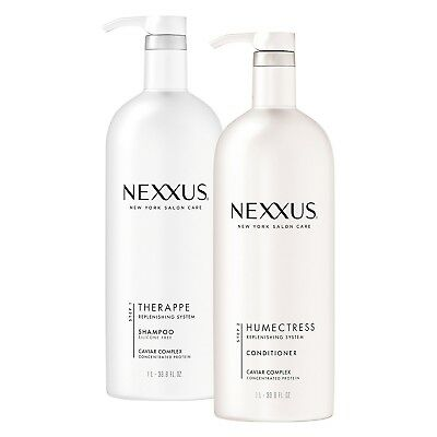 Nexxus Humectress Shampoo and Conditioner, 33.8 oz, Pack of 2