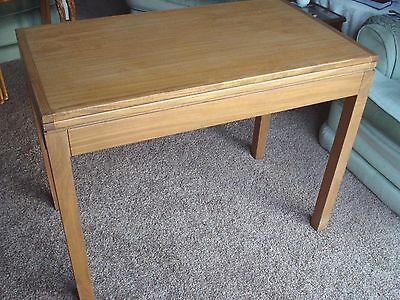 Large Flip And Swivel Top, Games Table / Card, Table. 101 Cms X 91 Cms