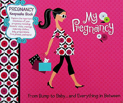 Publications New Seasons E7 My Pregnancy Keepsake Book Photo Album 5754900