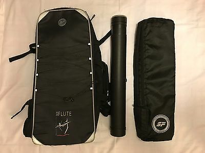 SF Archery Elite Rucksack - Grey - With Arrow tube and Limb/Riser Case
