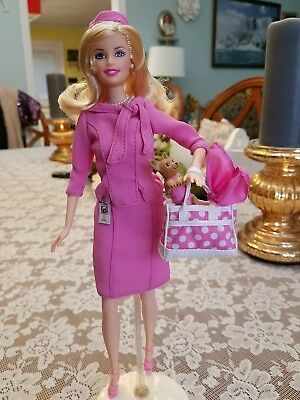 Elle Woods from Legally Blonde 2: Red, White & Blonde 2003 Barbie Doll