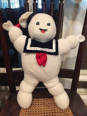 1980's Ghostbusters Stay Puft Marshmallow Man