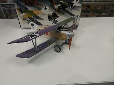 King and Country German WW1 Albatross DV 'Verner Voss'