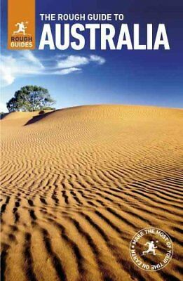The Rough Guide to Australia by Rough Guides (Paperback, 2017)