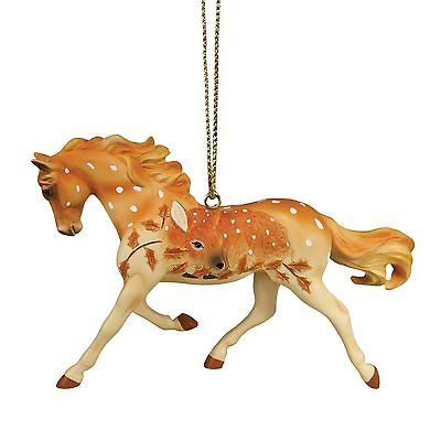 Enesco Christmas Trail of Painted Ponies Fawn Memories Horse Ornament 4053782
