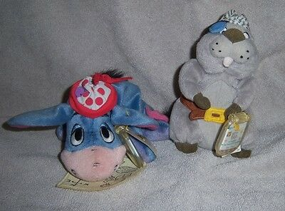 Disney Fisher Price Star Bean Eeyore & Gopher