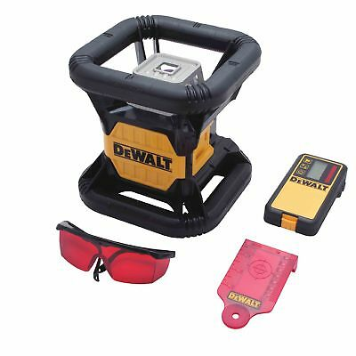 DeWalt DW079LR 20V MAX Tough Red Rotary Laser