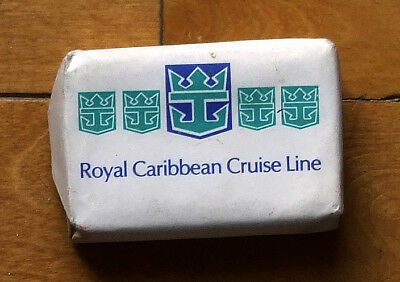 Many Decades Old Royal carribean Cruise Line Bar Soap [Unknown Brand]