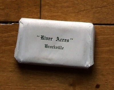Many Decades Old River Acres Brockville Ontario Canada Bar Soap [Ivoty Brand]