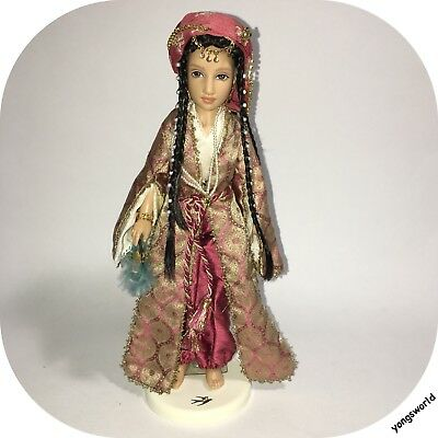 American Girl Of Many Lands Leyla Turkey 1720 Doll Outfit Stand Lot