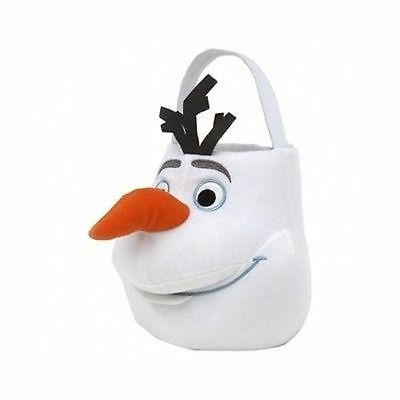 Disney Frozen OLAF Snowman Plush Basket Easter Costume Accessory