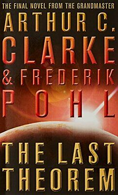 The Last Theorem by Pohl, Frederik Paperback Book The Cheap Fast Free Post