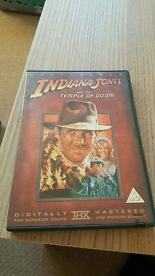 indiana jones and the temple of doom dvd