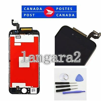 For iPhone6S 4.7'  Black LCD Display Touch Screen Digitizer Assembly Replacement