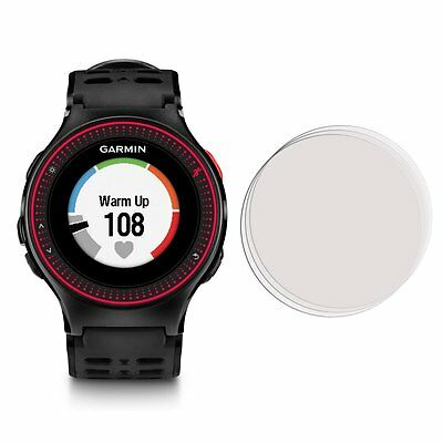 3 Screen Protectors Protect For Garmin Forerunner 225 Smart Watch