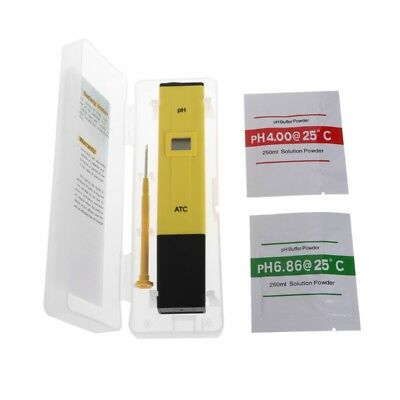 LCD Digital PH Meter Water Quality Tester For Drinking Water Aquarium Hydroponic