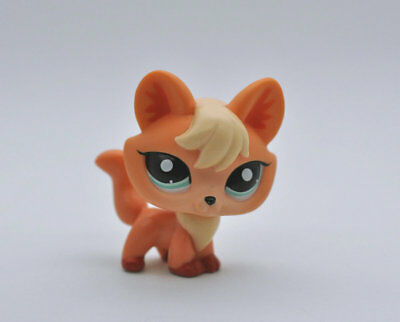 Littlest Pet Fox Dog Collection Child Girl Boy Figure Toy Loose LPS34