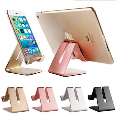 Universal Cell Phone Aluminum Table Desk Stand Holder For Mobile Phone Tablet PC
