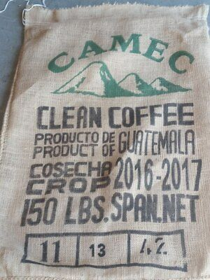 GUATEMALA Antigua Acate Raw green coffee beans | Soprano Coffee $21/kg for 2.5kg