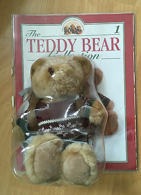 The Teddy Bear Collection Magazine No. 1 with Henry the Hiker Bear