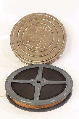 1929 16MM FILM HOW PACKARD BUILDS A BODY Commercial Automobile B/W DETROIT 7""