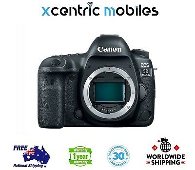 Canon EOS 5D Mark IV Body (Multi Language) - Brand New - Express Ship Worldwide