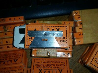 Allpax Heavy Duty Cutting Blades for Allpax gasket cutters (30 Packs of 5)
