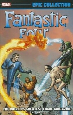 Fantastic Four Epic Collection: World's Greatest Comic Magaz ... 9780785188322