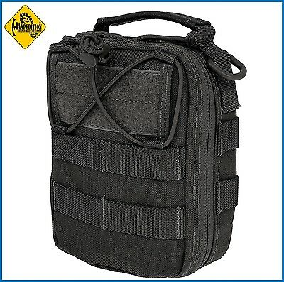 Maxpedition FR-1 Utility Organiser First Aid Pouch Black 0226B
