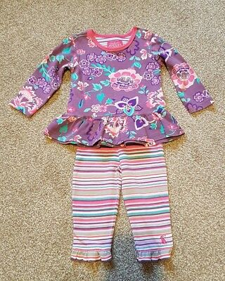 Joules baby girl 3-6 months