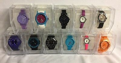 A24- Joblot Wholesale 11 Identity London Watchs Boxed Carboot Kids Adults £160+