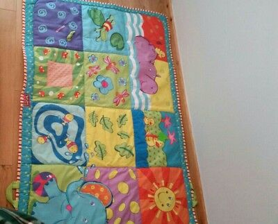 Tiny love playmat - excellent condition