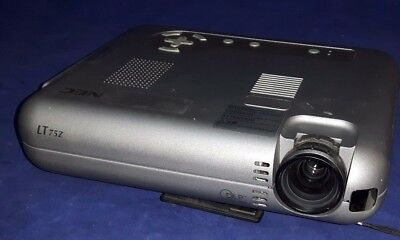 NEC LT75z DLP Projector - 455 Bulb Hours Used