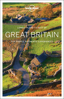 Lonely Planet Best of Great Britain Travel Guide BRAND NEW 9781786575265