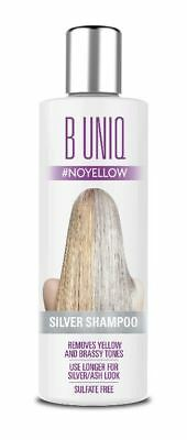 Silver Shampoo - No Yellow - for Blonde Hair 250ml