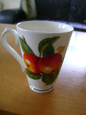Roy Kirkham Botanica Mug    1996    With  Apples  And Butterfly's