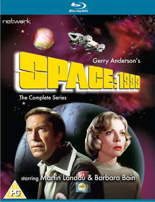 Space - 1999: The Complete Series Blu-Ray (2017) Barbara Bain ***NEW***