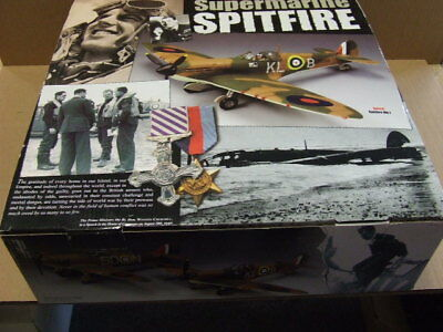 KING AND COUNTRY SPITFIRE Mk1 Submarine Spitfire RAF16