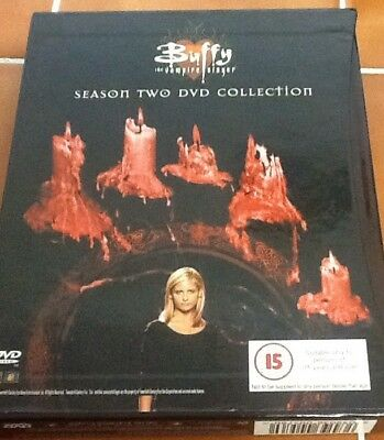 Buffy the Slayer Season Two DVD Box Set