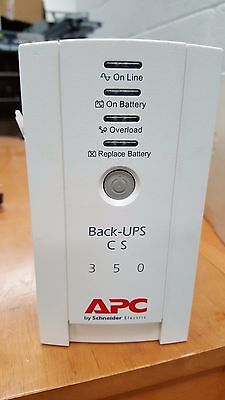 APC CS350  UPS USED  Tested Good working condition