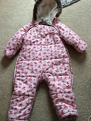 baby girls ted baker 18-24 months Coat