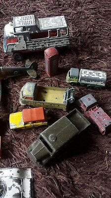 Dinky Matchbox Corgi Budgie lonestar job lot
